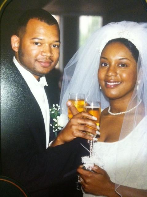 Lonnie and Katina Wedding